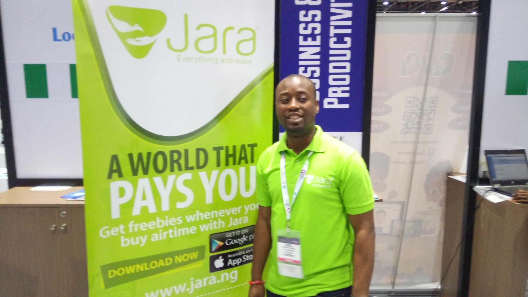GITEX: Jara Mobile Limited Boss Speaks About Doing Business as a Nigerian Startup