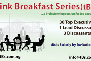 """Think Breakfast Series, a Must-Attend for CEOs"