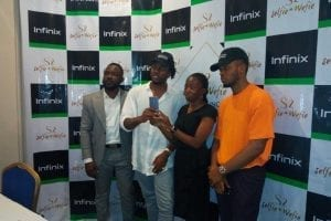 Infinix Mobility Introduces Infinix S2 with Nigerian Artist, Runtown as Product Face