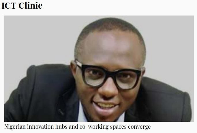 Innovation Hubs on Punchng