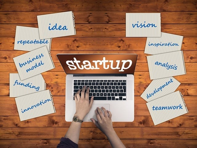Startup business ideas - cfamedia