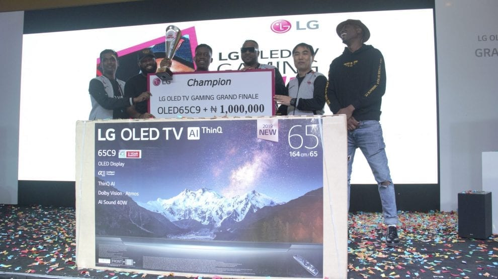 OLED TV Gaming - cfamedia