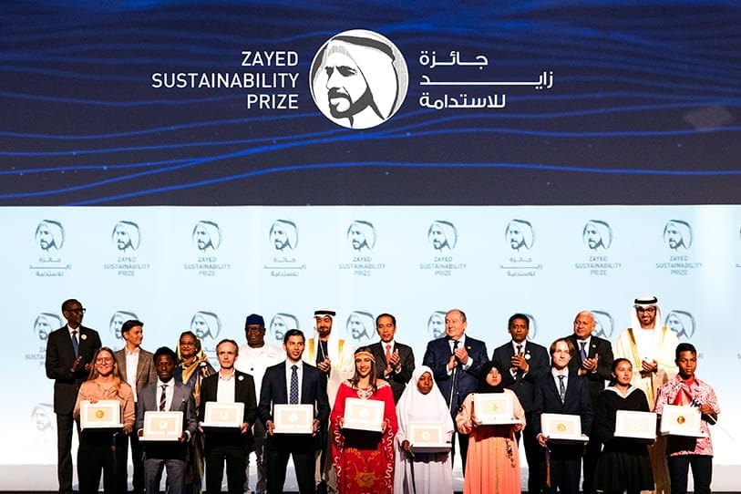 Zayed Sustainability Prize - cfamedia