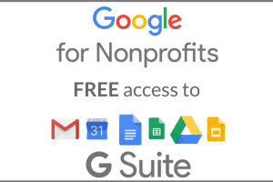 Google for Nonprofits - cfamedia