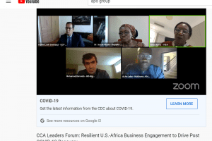 Corporate Council on Africa - cfamedia